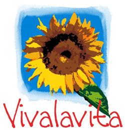 il logo dell'associazione viva la vita