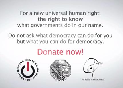Per un nuovo diritto umano: il DIRITTO ALLA CONOSCENZA