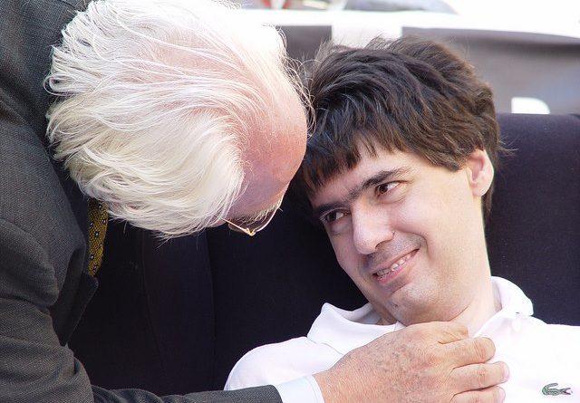 Marco Pannella e Luca Coscioni