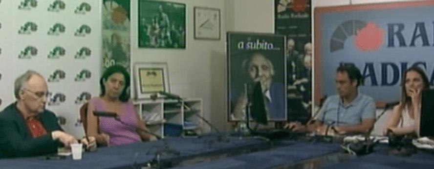 """Registrazione video del dibattito dal titolo """"Luca Coscioni oggi avrebbe compiuto 50 anni"""", registrato domenica 16 luglio 2017 negli studi di Radio Radicale."""