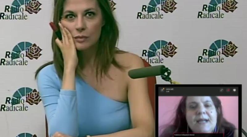 Appuntamento per La nuda verità condotto da Maria Antonietta Farina Coscioni e Massimiliano Coccia. OspiteNoria Nalli.