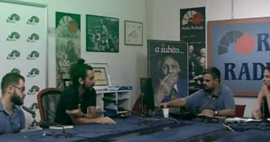Appuntamento per La nuda verità condotto da Maria Antonietta Farina Coscioni e Massimiliano Coccia. OspitiGiorgio Graziotti e Fortunato Licandro