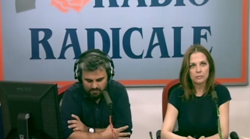 Appuntamento per La nuda verità condotto da Maria Antonietta Farina Coscioni e Massimiliano Coccia. Ospite Fiamma Satta.