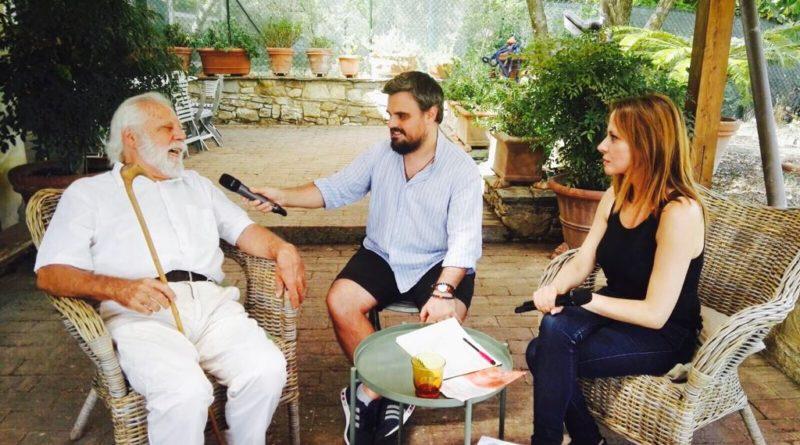 Quota 3001, campagna iscrizioni al Partito Radicale. Da Scandicci, Maria Antonietta Farina Coscioni e Massimiliano Coccia, intervistano Sergio Staino.